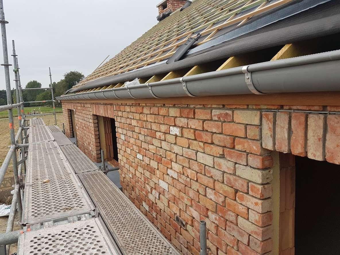 detail ruwbouw + dak
